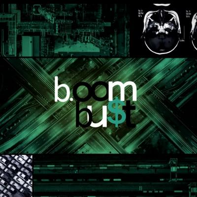 Cover art for Boom Bust: Bitcoin booming amid election uncertainty