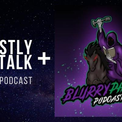Cover art for GHOSTLY TALK EP 128 – DAVID FLORA – HOST OF THE BLURRY PHOTOS PODCAST
