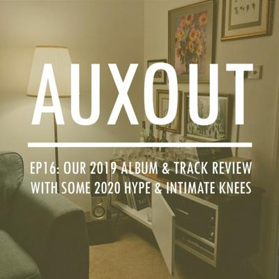 Cover art for Ep16: Our 2019 Album & Track Review with Some 2020 Hype & Intimate Knees