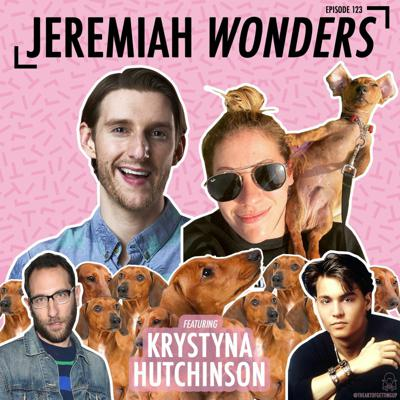 Cover art for JW Ep 123 - Krystyna Hutchinson