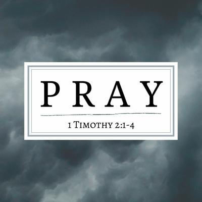 Cover art for Pray