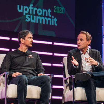 Cover art for David Lawee and Jason Lemkin Interviewed by Teddy Schleifer | Upfront Summit 2020