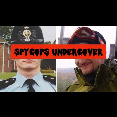 Cover art for UNLOCKED -- Episode 122: Spycops Undercover