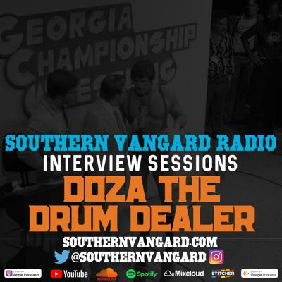 Cover art for Doza The Drum Dealer - Southern Vangard Radio Interview Sessions