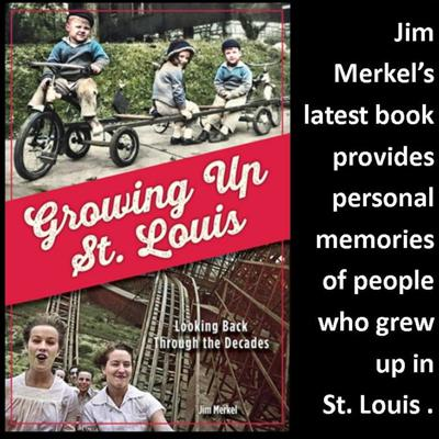 Cover art for Growing Up St. Louis