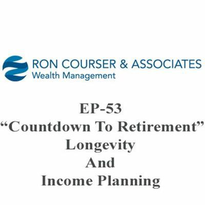 Cover art for Ep 53 A Course To Retirement - Final Countdown: Longevity and Income