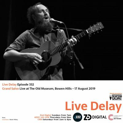 Cover art for Live Delay - Ep 332 - Grand Salvo