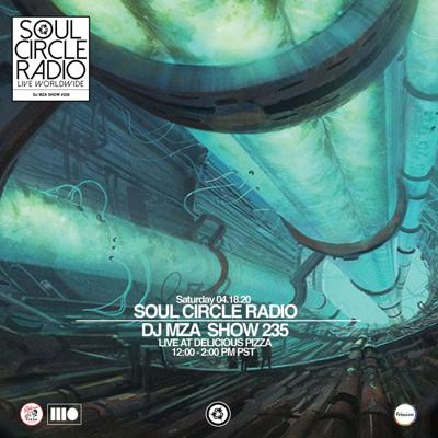 Cover art for DJ Mza Show 235