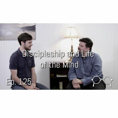 Cover art for Discipleship and the Life of the Mind