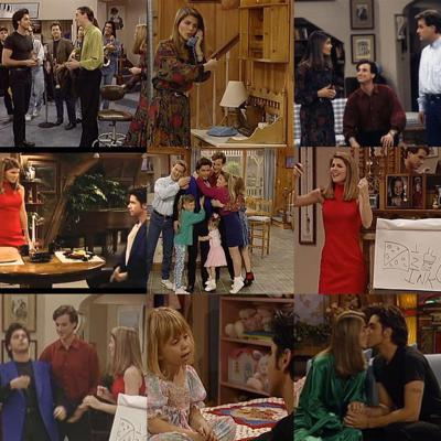 Cover art for Full House: S4E26: Rock The Cradle (Jesse & Becky: A Love Story Series)