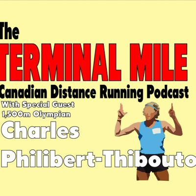Cover art for Episode 155-The Future Classic, Charles Philibert-Thiboutot
