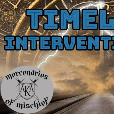 Cover art for Timely Interventions Once & Future Ep. 2  Balance System