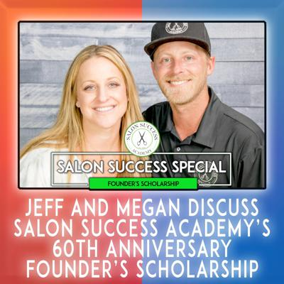 Cover art for Founder's Cosmetology Scholarship   Salon Success Special