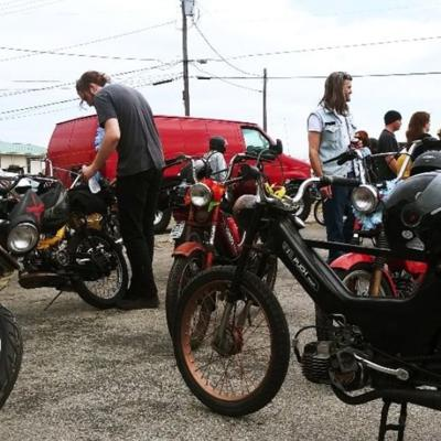 Moped Monday Podcast