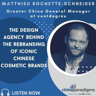 Cover art for Ep 106: The design agency behind the rebranding of iconic Chinese cosmetic brands