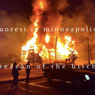 Cover art for Episode 133: Unrest in Minneapolis