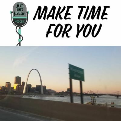 Cover art for WTF Episode 33 - Make Time For You