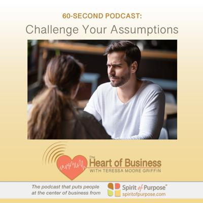 Cover art for Challenge Your Biased Assumptions
