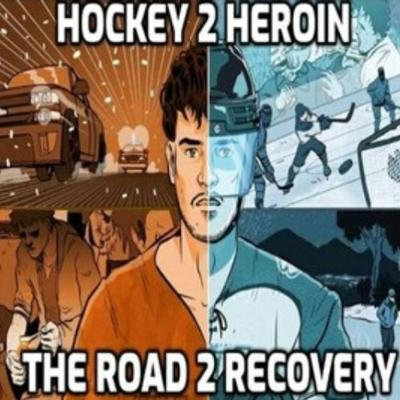 Cover art for Hockey 2 Heroin The Road 2 Recovery Podcast - EP18 Featuring Craig Cunningham