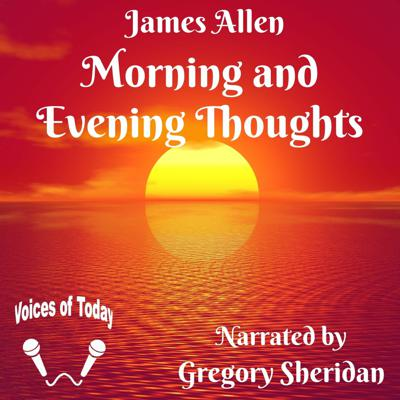 Cover art for Morning and Evening Thoughts sample