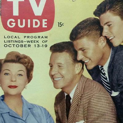 Cover art for Ozzie Nelson On What His Family's Show Successful