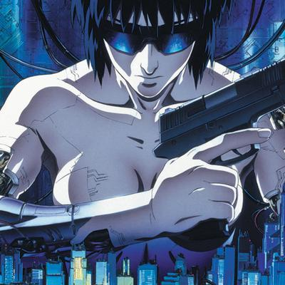 Cover art for Unlocked! 199 - Ghost in the Shell w/ Alex Ptak