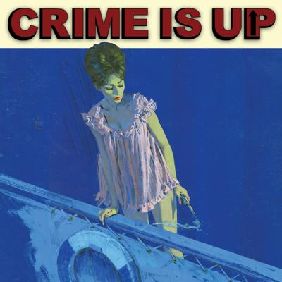Cover art for Introducing: The Crime Is Up Podcast