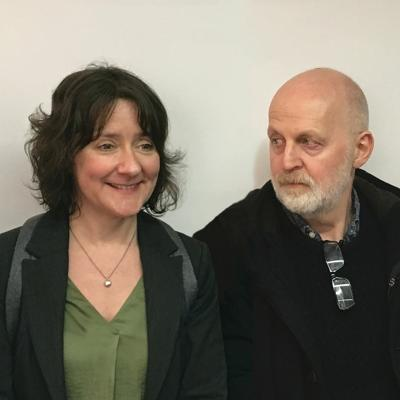 Cover art for Don Paterson talks to Colette Bryce