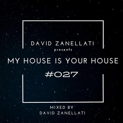 Cover art for My House Is Your House #027