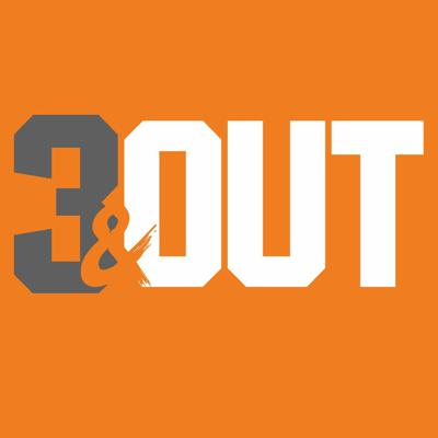Cover art for 3&OUT The Podcast HR1: