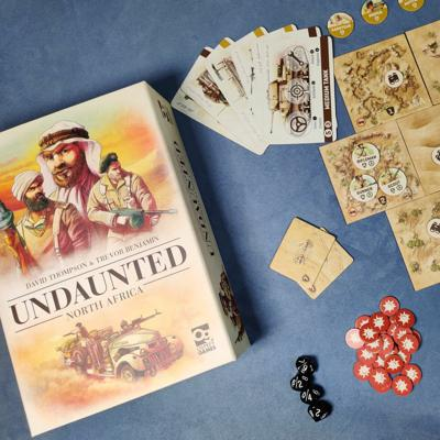 Cover art for Episode Eleven - Undaunted: North Africa and Plastic Inserts