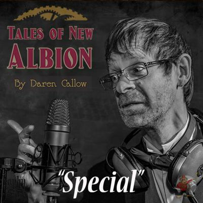 Cover art for Tales of New Albion(S2) - A Martian Calls