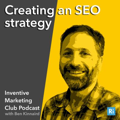 Cover art for IMC Podcast #1 Creating an SEO strategy