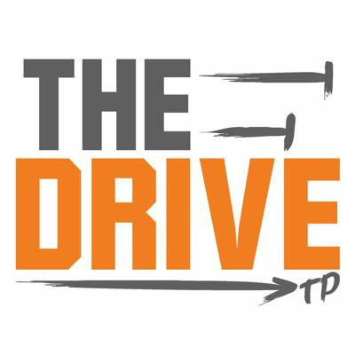 Cover art for The Drive Podcast HR3: