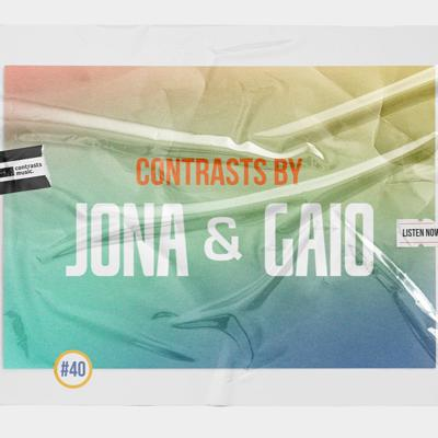 Cover art for Contrasts 040 by Jona & Gaio