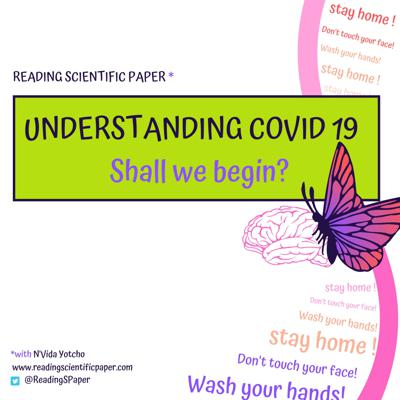 Cover art for Understanding COVID-19: Shall we begin? [#00]