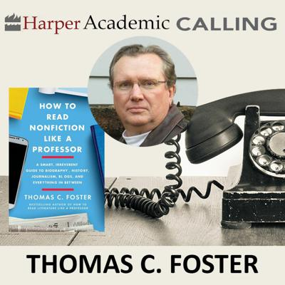 Cover art for Thomas C. Foster (2)