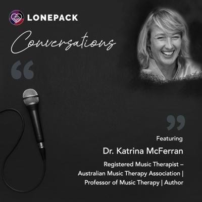 Cover art for The Alternative Therapy Series: Music Therapy ft. Dr. Katrina McFerran