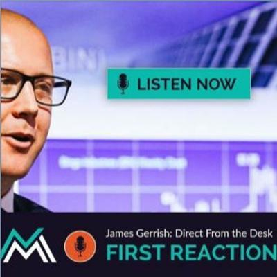 First Reactions - James Gerrish on results today (REA, IAG)