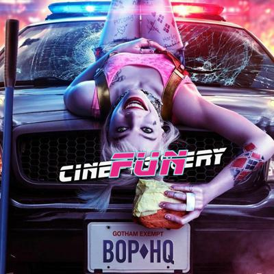 Cover art for CineFUNery: Birds of Prey and the Fantabulous Emancipation of One Harley Quinn