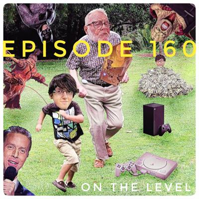Cover art for Episode 160 - Back at it again