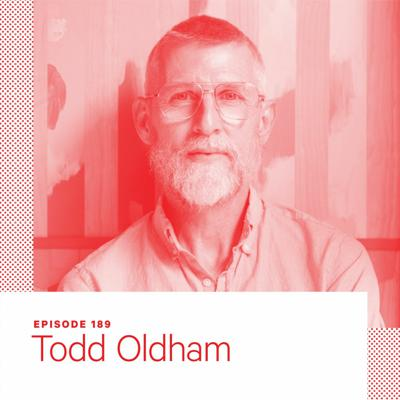 Cover art for 189. Todd Oldham