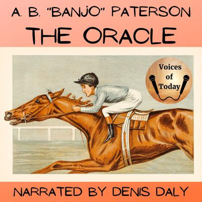 Cover art for The Oracle