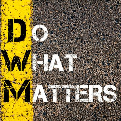 Cover art for Say What Matters