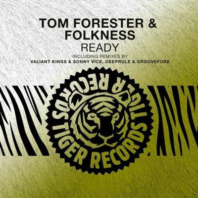 Cover art for Tom Forester & Folkness - Ready (Deeprule & Groovefore Remix)