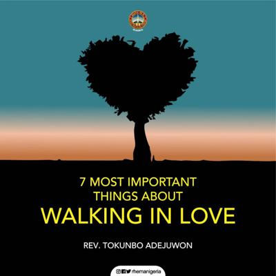 Cover art for Seven Most Important Things about Walking in Divine Love - Part 1 Episode 2