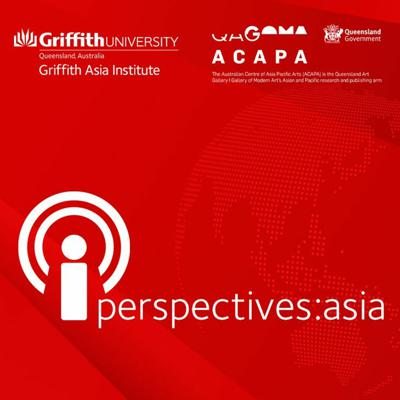 Cover art for Perspectives:Asia   You can't paint the Pacific with just one brush