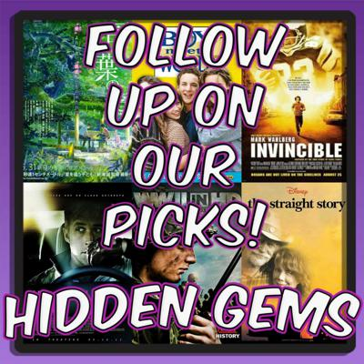 Cover art for Hidden Gems: Follow Up on Our Picks 1