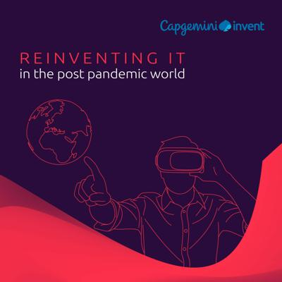 Cover art for Reinventing your IT in the post pandemic world