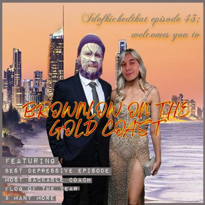 Cover art for Episode 43 - Brownlow on The Gold Coast